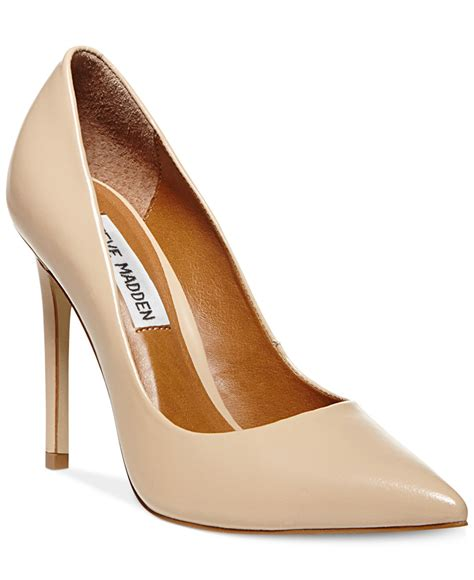 Steve Madden Pumps by Steve Madden S Proto Pumps In Pink Lyst