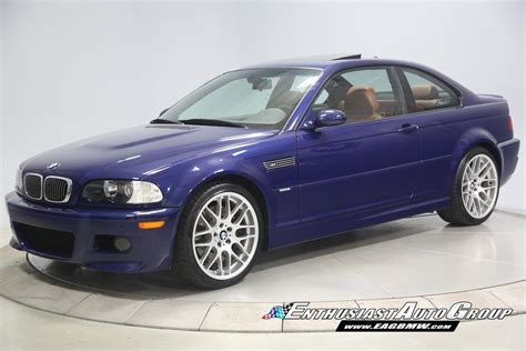 Bmw M3 2005 For Sale by Unique 2005 Bmw M3 Manual Coupe Competition Package Is For