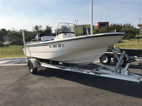 new whaler boats for sale boston whaler 160 dauntless boats for sale boats