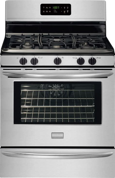 Termometer Oven Gas frigidaire fggf3032mf 30 inch freestanding gas range with 5 sealed burners 5 0 cu ft