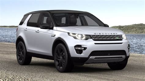 new land rover discovery sport new land rover discovery sport 2 0 td4 hse black