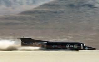 Speed Record World Land Speed Record Holders Telegraph
