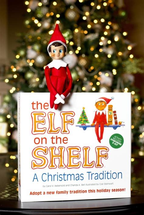 On The by Parents Struggle With On The Shelf Tradition Ny