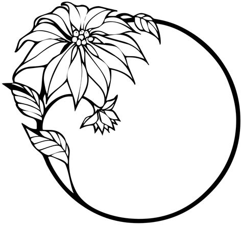 christmas ornaments coloring pages to print