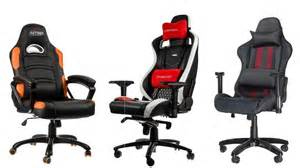 best desk chair for gaming best gaming chairs for pc games in 2017 pc advisor