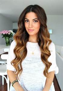 hairstyle favourites soft loose curls wedding hair tutorials