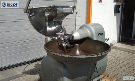 bid bowl cutter alpina  liters