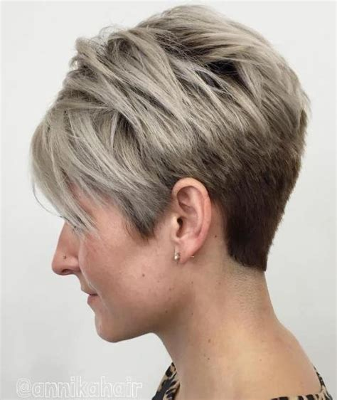 best short ash blonde hair style for older ladies hair colors for short hair the best short hairstyles for