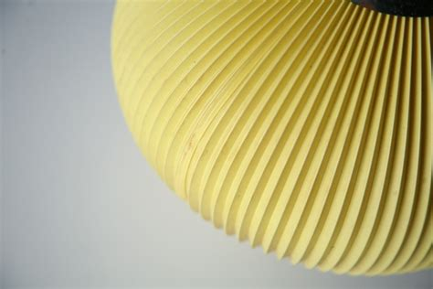 shades of light yellow 1950s yellow ceiling light shade cream and chrome