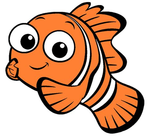 animasi ikan nemo clipart