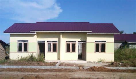 Rumah Subsidi Harga Paling Murah rumah dijual rumah murah subsidi pemerintah di tj morawa
