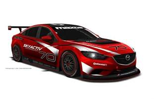 mazda s newest race cars are powered by chicken guts