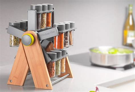 Olde Thompson 16 Jar Spice Rack Rotating Spice Rack Plans Wooden Arbor Plans Diy Ideas