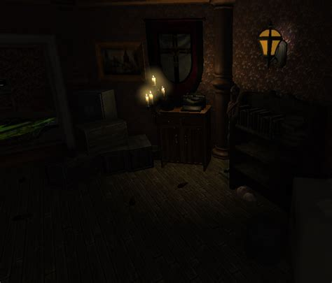 What Room Does Fear by Experiment Room Image Amnesia Fear In Mod For