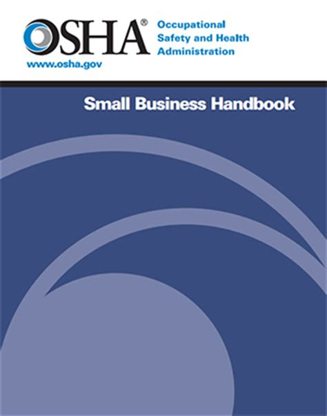 osha safety program template small business handbook occupational safety and health
