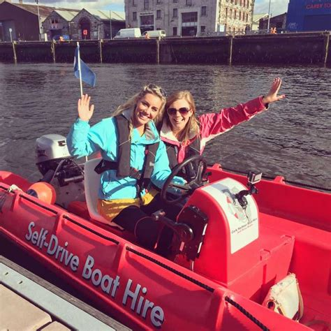 self driving boat hire self drive boat hire cork on the qt