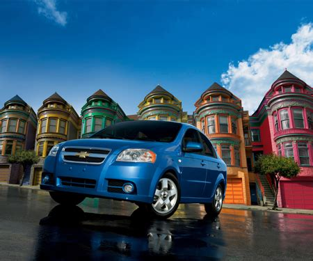 chevrolet aveo review