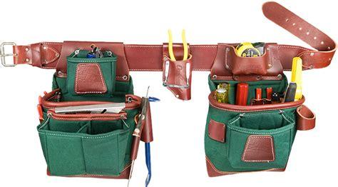 occidental leather 8585 heritage fatlip tool belt set