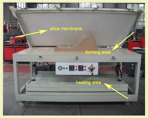 corian thermoforming factory price thermoforming corian forming machines for