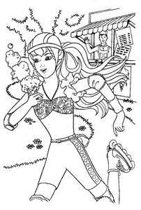download barbie coloring pages free download 5507 size coloring