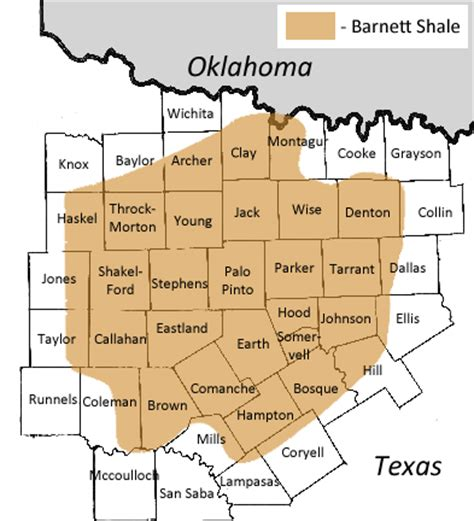 history of the barnett shale universal royalty company