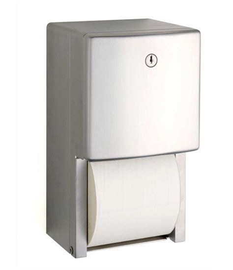 Dispenser Tissue bobrick b 4288 multi roll toilet tissue dispenser