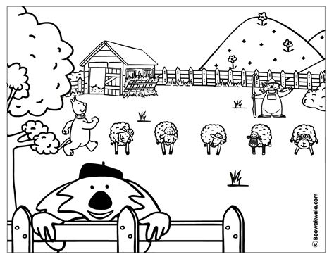 coloring page baa baa black sheep free baa baa black sheep printable coloring pages