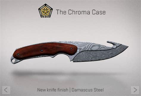 damascus steel knife cs go pattern image csgo knife damascus steel announcement jpg