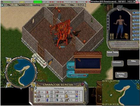 ultima online character templates images templates