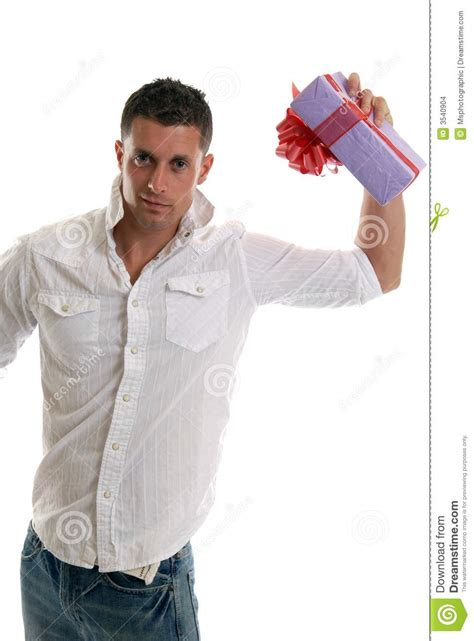 Gift Card Giver - gift giver stock images image 3540904