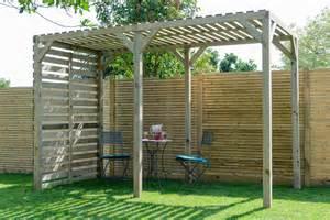 Cheap Garden Pergola by Grange Urban Garden Pergola Kebur