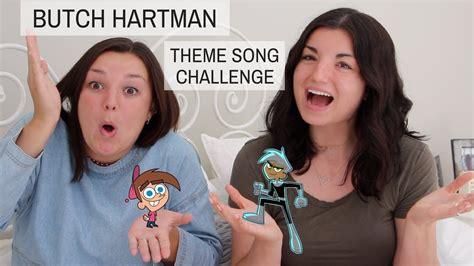 theme song challenge butch hartman theme song challenge youtube