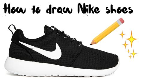 how to a running shoe drawing black nike shoes heavenly nightlife