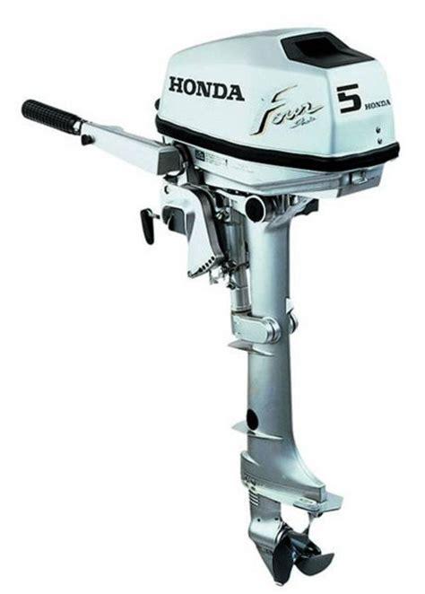 4 stroke motor honda 4 stroke bf5 5hp outboard mailspeed marine