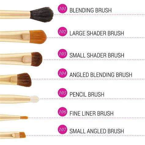 Lamica Complete Essential Set Makeup Brush Kuas Makeup bh cosmetics essential 28 colour eyeshadow palette