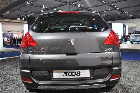 what car peugeot 3008 image gallery 2009 peugeot 3008