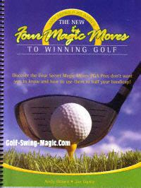 golf swing magic move the new four magic moves to winning golf dvd review part 1