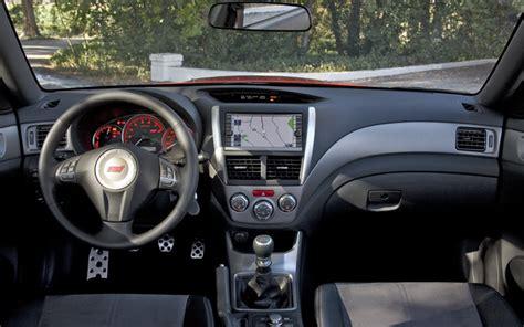 2008 Subaru Wrx Interior by 2008 Subaru Impreza Wrx Sti Photo Gallery Motor Trend