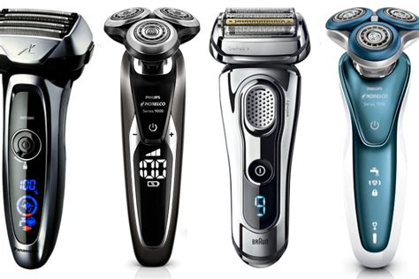 best electric shaver 12 best electric shavers for of many