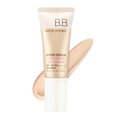 Nature Republic Bb nature republic origin collagen bb ebeauty and care asian cosmetics in switzerland