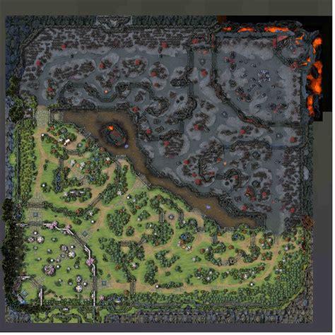 grid layout dota 2 map dota 2 wiki