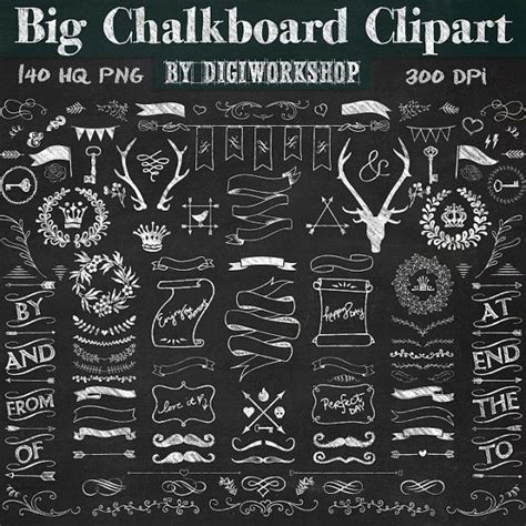 design font blackboard blackboard clipart chalk pencil and in color blackboard