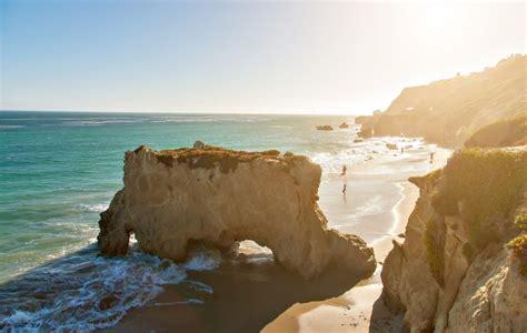california map malibu el matador state malibu ca california beaches