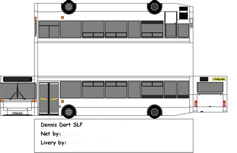 brony bus template by project bronybus on deviantart