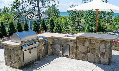 Islands In Kitchen Outdoor Luxury Outdoor Kitchens Grilling Islands Amp Bbqs