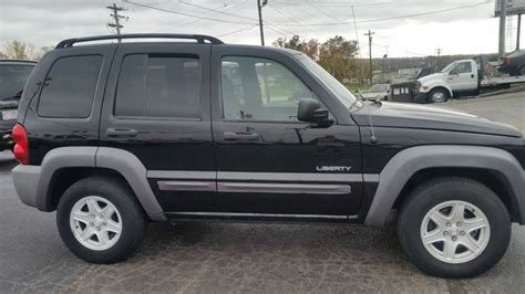 Jeep Liberty Mpg 2007 Jeep Liberty Sport 4dr Suv 4wd In Miamisburg Oh