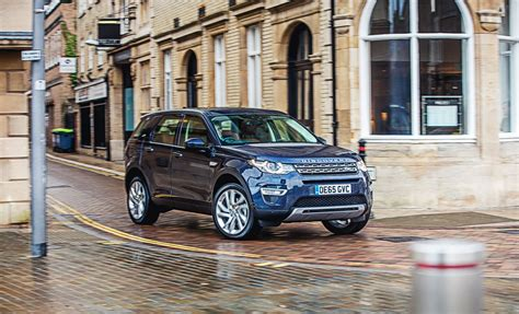 new land rover discovery sport land rover discovery sport 2017 term test review by