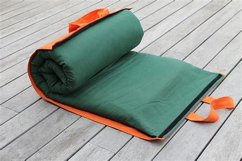 Tapis Futon by Tapis Futon Transportable En Coton Id 233 Al Shiatsu