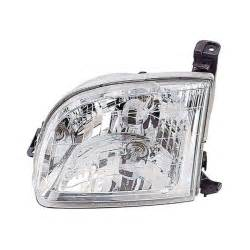 2001 Toyota Tundra Headlights Dorman 174 Toyota Tundra 2001 Replacement Headlight