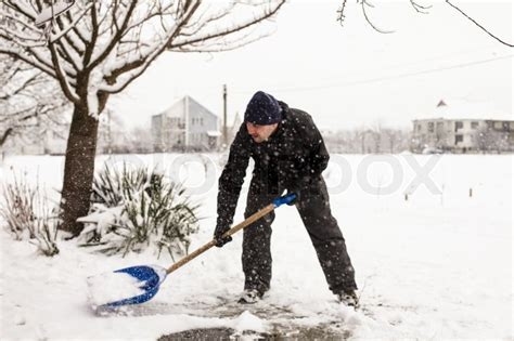 How To Get An Mba Internship At Blizzard by Snow Removal Stock Photo Colourbox